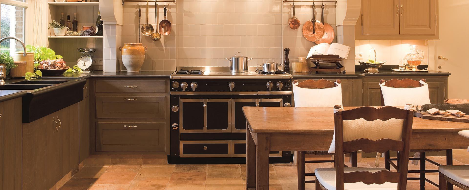 La Cornue Range Cookers - Hearth & Cook