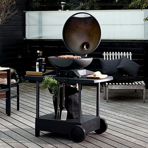 Morso Tavolo Table for Gas Grande BBQ
