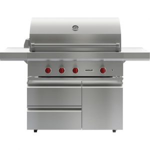 Wolf Outdoor Grill - 107cm