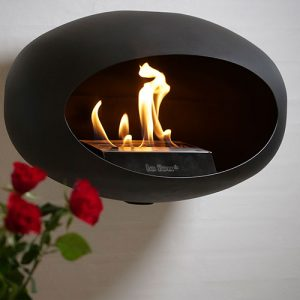 Le Feu Wall Black