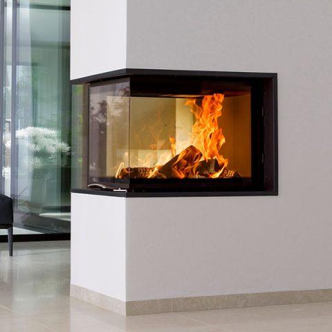 MORSØ S161-32 Woodburning Inset Stove