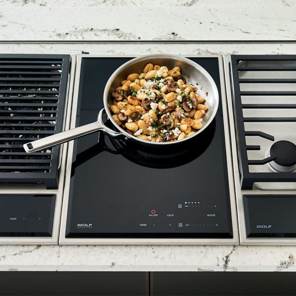 Wolf 381mm Induction Cooktop