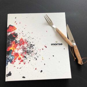 Morso Hardback Outdoor Cookbook