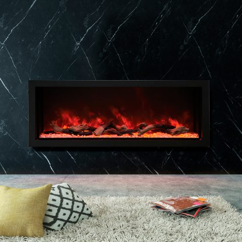Rayburn Stratus Extra Tall Electric Fire
